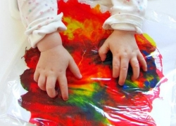 Sensory Art and Play Single Class Drop In (Mondays and Thursdays 11:00-12:00)